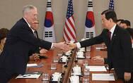 """韩防长向美保证不撤""""萨德"""":有关措施是对内举措"""