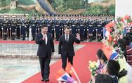 """以外交助推国内改革与""""欧洲计划"""",马克龙此次访华收获几何"""