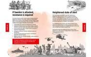 瑞典政府向民众发放 20 页的备战小册子,其实挺好