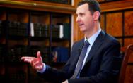 叙总统阿萨德:美国人该吸取伊战教训 离开叙利亚