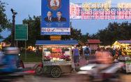 柬埔寨大选里的中日竞争