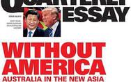 权利天平倒向北京,美国能否避免中国在亚洲一家独大?