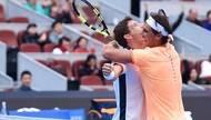 中网男双-纳达尔/布斯塔2-1夺冠 创造赛会历史