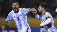 阿根廷射手王重伤或无缘俄罗斯 梅西世界杯梦遭重大打击