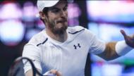 """穆雷赢""""英国内战"""" 进中网4强 半决赛将战费雷尔"""