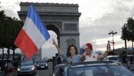 法国若夺冠凯旋门将呈三色 总统:国家将因此改变