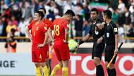 世预赛-姜至鹏解围失误送大礼 国足客场0-1惜败伊朗