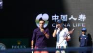 头号种子吞蛋逆转詹氏姐妹 晋级中网女双决赛