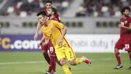 武磊替补斩获10场世预赛首球 进球来得太晚了点