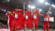 世锦赛中国夺牌选手平均24岁 里约奥运仍处巅峰期