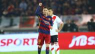 梅西成世俱杯历史射手王 一年七项大赛进球创纪录