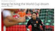 FIFA官网专访中国女足美女门将:渴望重塑1999辉煌