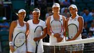 温网辛吉斯17年后再夺女双冠军 米尔扎首夺冠