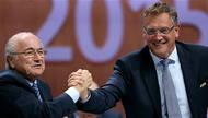 FIFA秘书长将与布拉特一同离职 否认与贪腐案有关