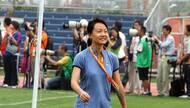 王丽平专栏:韩鹏唐佳丽表现抢眼 临门一脚应更巧