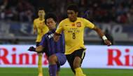 日本球迷吐槽恒大遭逆转:无外援恒大亚洲三流