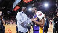 大梦出席科比休斯顿告别战:篮球因有他而改变