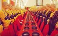 四川尼眾佛學院祈福寺 五百羅漢齋僧大法會