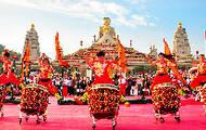 二千神明大聚会 直击史上最大规模宗教嘉年华