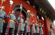 任何人对少林寺过度开发 都是历史的罪人