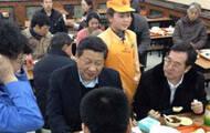 """2014守望相助:习总""""鱼翅外交"""" 开启放生功德年"""