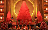 廣州頂級CBD中的佛教建筑盛大開光