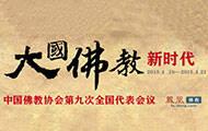 中國佛教協會第九次全國代表會議