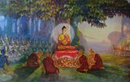 佛陀生命中最重要的几个瞬间