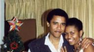 奥巴马、希拉里,总统首相青涩情侣照你见过么