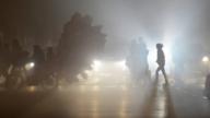 【健康】警惕!雾霾正在悄悄夺去你的生命。