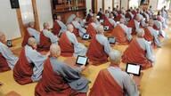 学部委员杨曾文:佛教有吸收新科技的传统