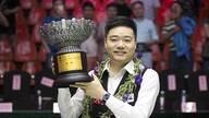 丁俊晖:这可能是我生涯至今最伟大的一场胜利