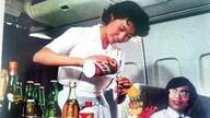 70年代国际航班惊人赠品:每位旅客1瓶茅台