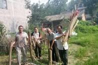 阜阳一村干部累倒在扶贫一线 家贫如洗却热衷助人