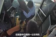 坐轮椅女子独自乘公交 往返途中巧遇同一司机帮助