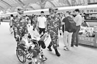 患病儿童坐高铁回家需携带氧气罐 上海武汉两地接力护送