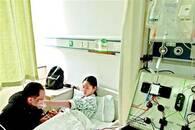 妈妈突患白血病 11岁女儿增胖18斤捐髓救母