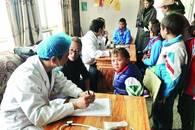 武汉援藏医生走遍47个村为村民体检