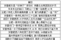安徽暖新闻9月盘点:用爱温暖徽城