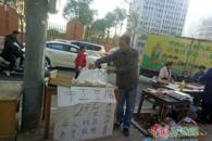 萍乡6个豆腐摊无人看守 两个多月一分钱没少(图)
