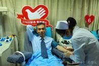 平凡人的不平凡之举 公交司机19年献血近四万毫升