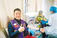 """暖""""心""""闻:19日西安116名志愿者献血41400毫升"""