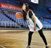 谁说篮球少女没身材?CUBA女神秀身姿