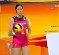 中国女排3-0斐济 朱婷率队开门红
