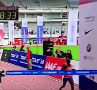 上海马拉松男女冠军出炉 双双卫冕成功