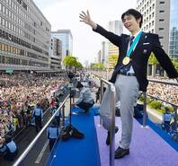 10万人!日本街头这一幕让网友震惊