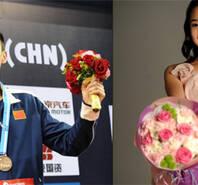 23岁的孙妍在宣布退役 韩国体育偶像后继无人