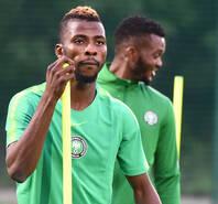 尼日利亚深陷死亡组 现身训练积极备战
