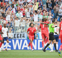 万达时刻 英格兰6-1狂胜巴拿马 日本2-2扳平塞内加尔