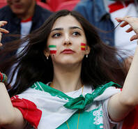 38年来,世界杯第一次看到她们身影